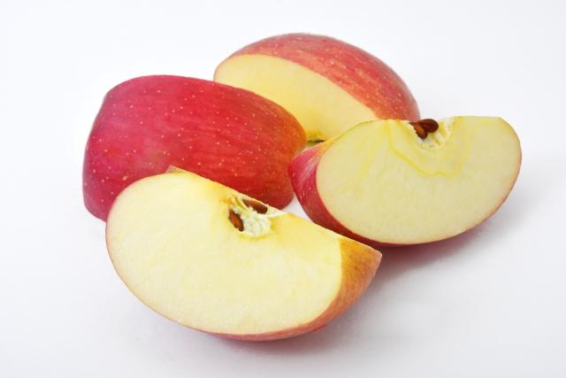 毎日少しずつりんごを摂取する事は予防医学だった!